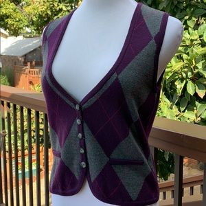 Merino Wool Vest MP